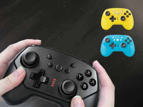 Switch コントローラー