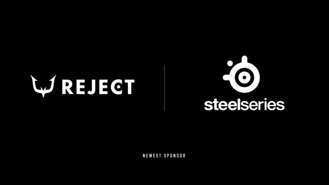 REJECT SteelSeries